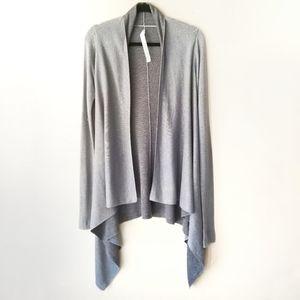 Lululemon | Reversible Waterfall Poncho Sweater